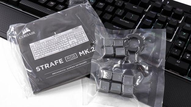 Corsair K70 RGB MK 2 And Strafe RGB MK 2 Gaming Keyboard