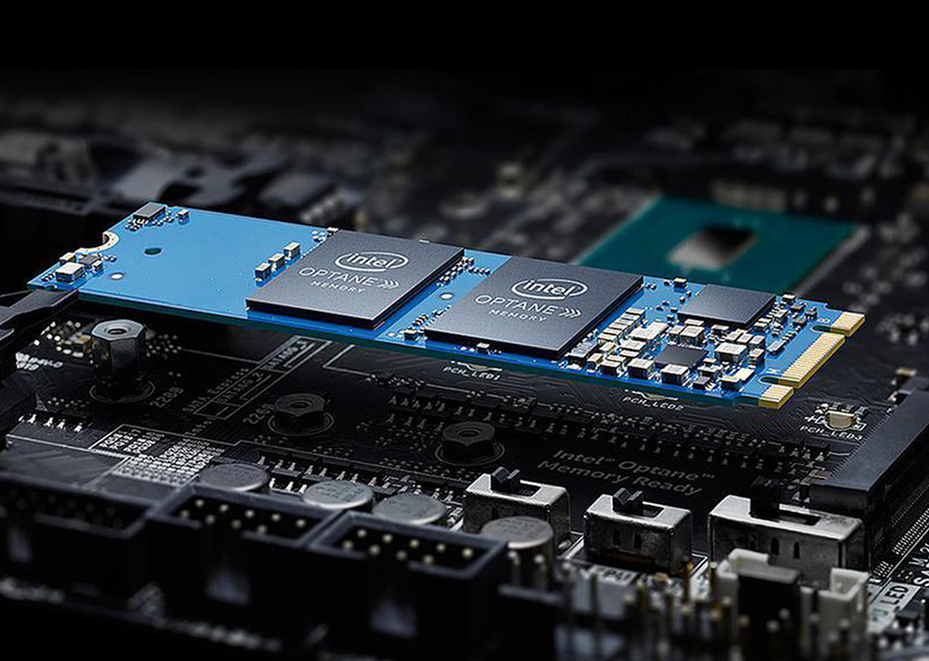 Intel Optane Memory Update: Making Hard Drives Perform Like Fast SSDs