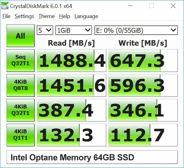 crystal 64gb drive