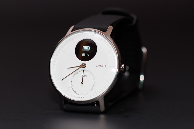 nokia steel hr watchface battery angle