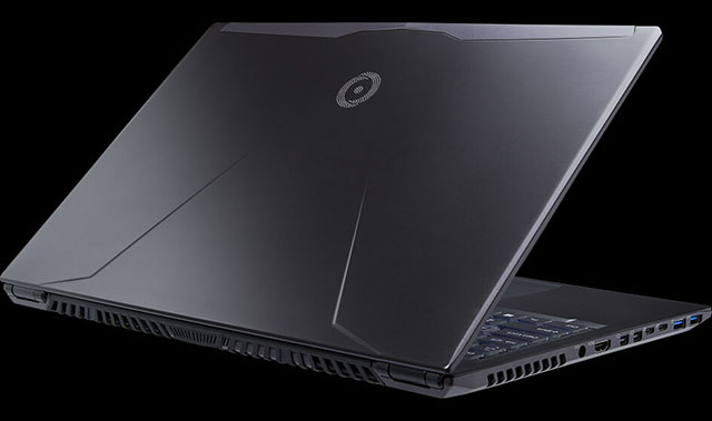 Origin EVO-15S Back View