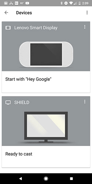 Google Home Devices App2