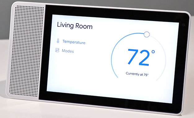 Smart Display Nest Demo