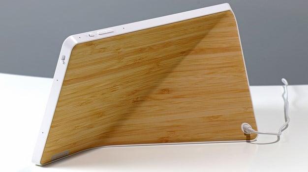 back Lenovo Smart Display