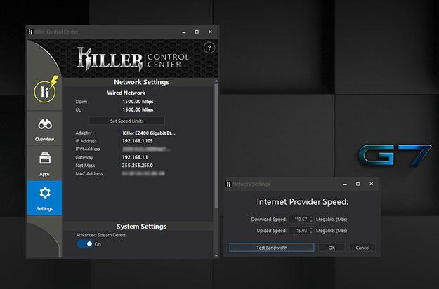 Dell G7 15 Gaming Killer