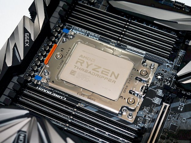 2nd gen threadripper 4