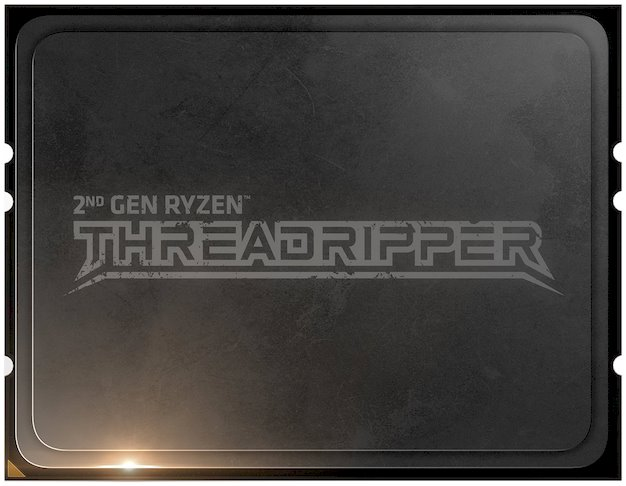2nd gen threadripper style
