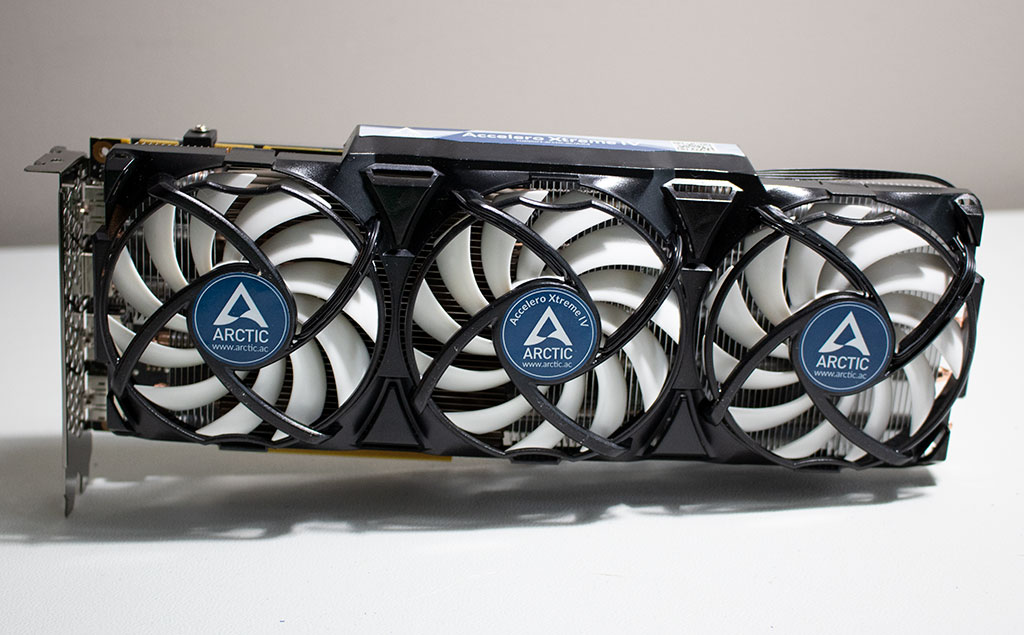 Arctic Accelero Xtreme IV GPU Cooler Review: Chilling A GTX 1080 Ti Founders Edition