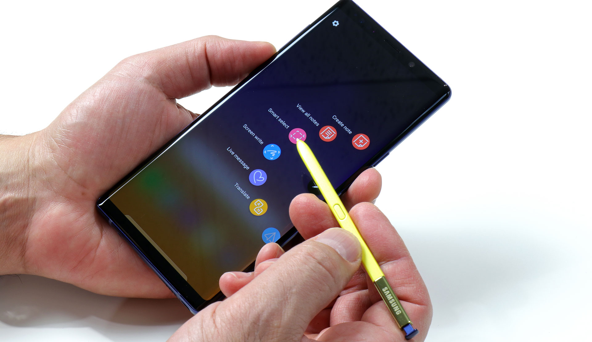 Samsung Galaxy Note 9 Review: Pen Wielding Android Powerhouse