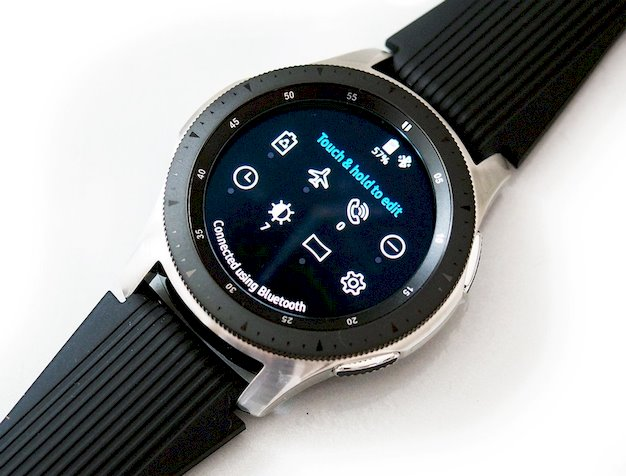 samsung galaxy watch notifications