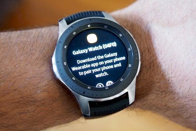 samsung galaxy watch setup1