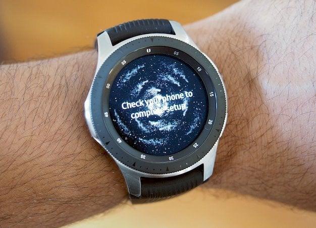 samsung galaxy watch setup2