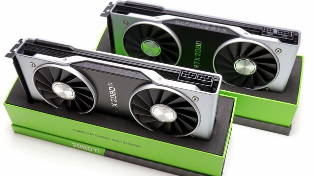 GeForce RTX 2080 Ti 2080 in boxes 2
