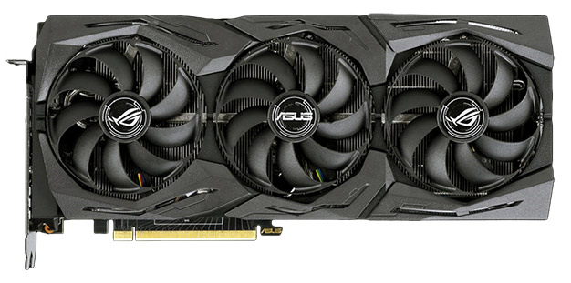 ASUS GeForce RTX 2080 ROG STRIX Gaming OC Review: Fast, Quiet