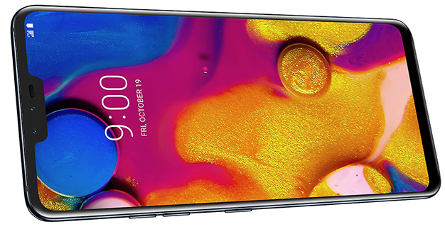 LG V40 ThinQ Review: A Five Camera Android Contender