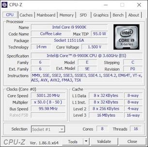 cpuz single core