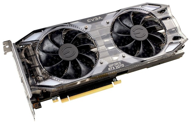 evga geforce rtx 2070 xc angle 2