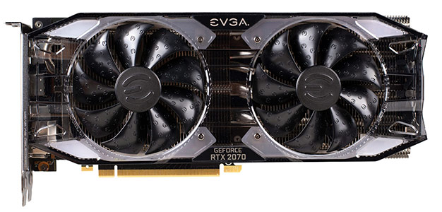 GeForce RTX 2070 Review With EVGA: Turing's Sweet Spot