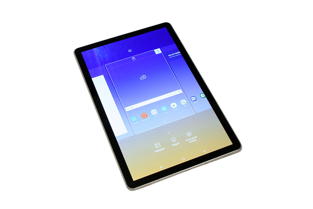 Samsung Galaxy Tab S4 Review: An Android Tablet For Mobile Professionals
