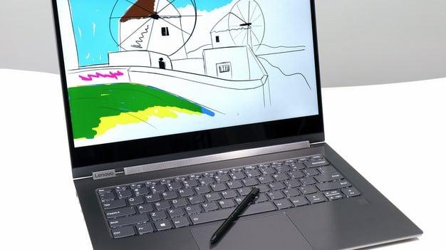 Windows Ink Lenovo Yoga C930