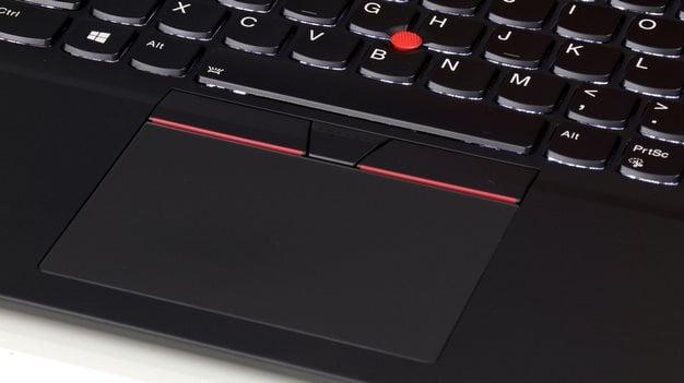 trackpad ThinkPad X1 Extreme