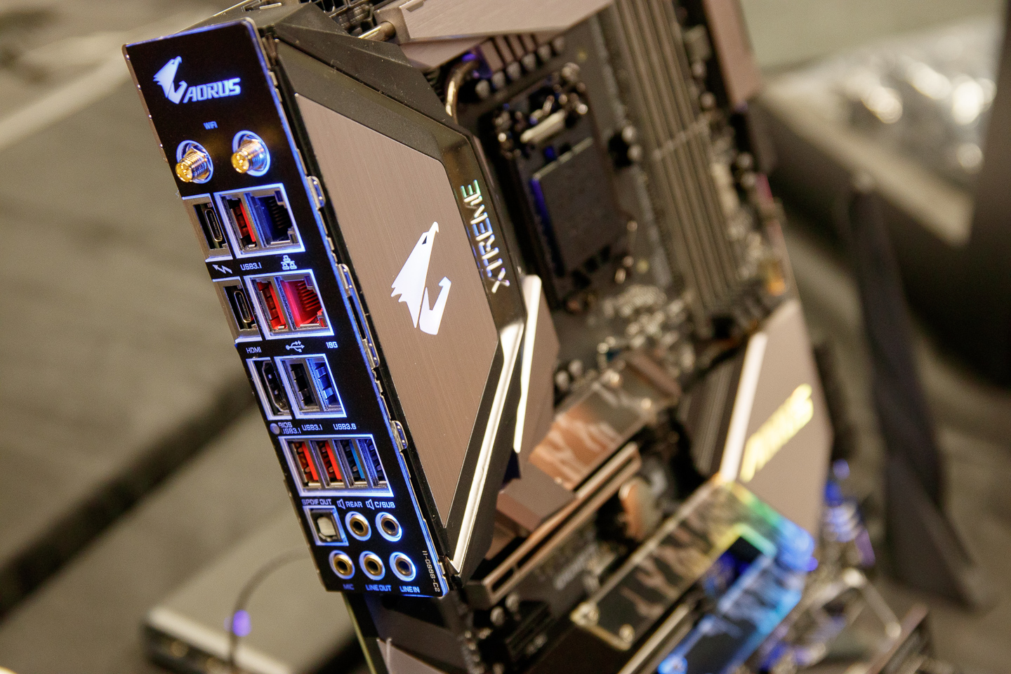Gigabyte's Q4 Product Blitz From GeForce RTX To Intel Z390