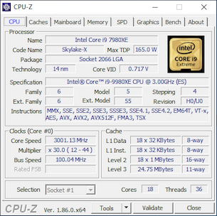 Intel Core i9-9980XE CPU Review: Supercharged, Many-Core