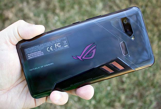 ASUS ROG Phone Back
