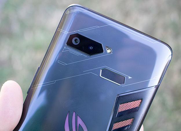 ASUS ROG Phone Rear Cameras