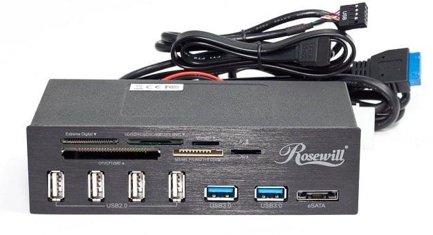 Rosewill RDCR 11004 HUB