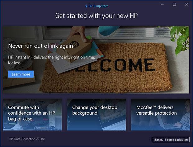 hp g5 software 2
