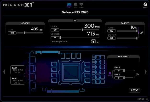 Gigabyte Aorus GeForce RTX 2070 Xtreme Review: Overclocked, Custom
