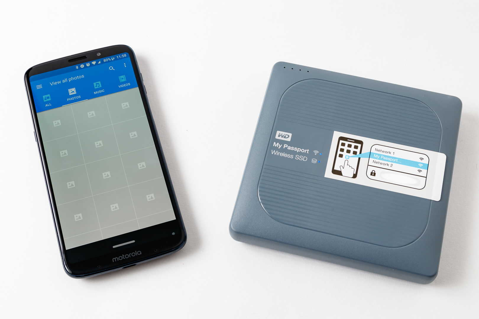 WD My Passport Wireless SSD Review: Network Storage On The Go