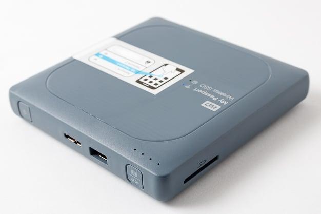 my passport wireless ssd interfaces