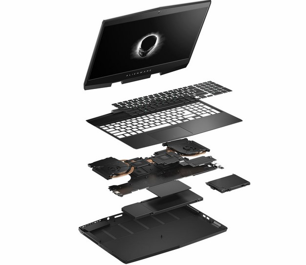 Alienware m15 cooling explosion