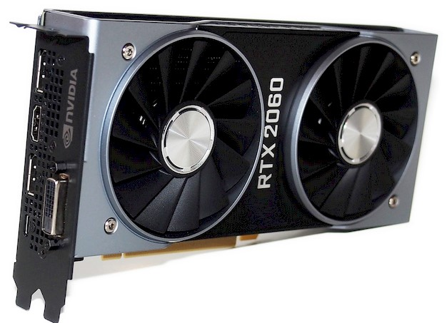 NVIDIA GeForce RTX 2060 Review: Reasonably Priced Ray