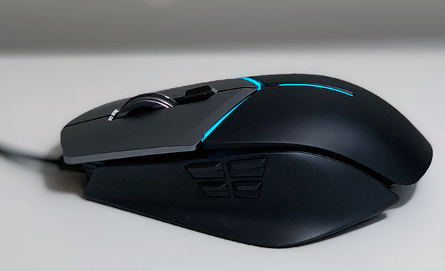 Alienware AW959 Elite Mouse Side