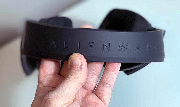 Alienware AW988 Wireless Headset Headband