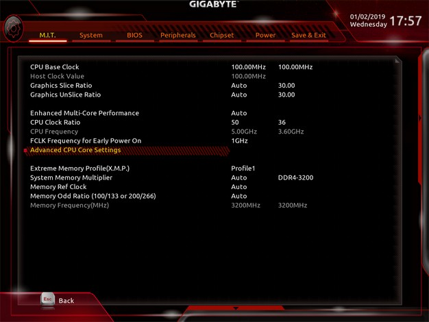 GBTZ390D BIOS 2