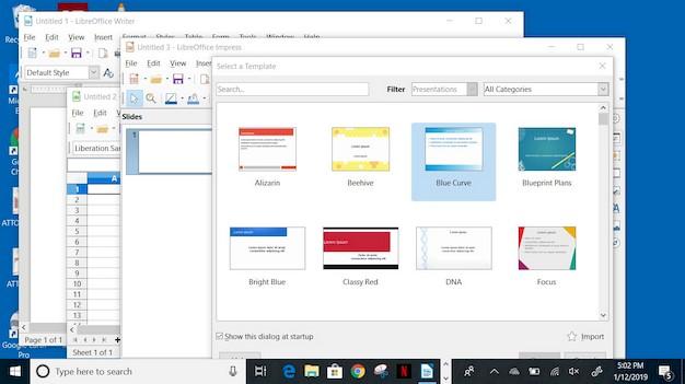 LibreOfficeDocs