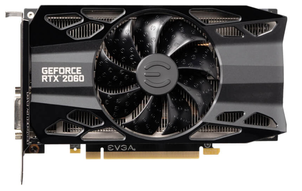 EVGA GeForce RTX 2060 XC Review: Compact And Overclocked