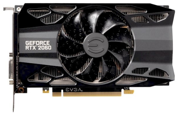 EVGA GeForce RTX 2060 XC Review: Compact And Overclocked | HotHardware