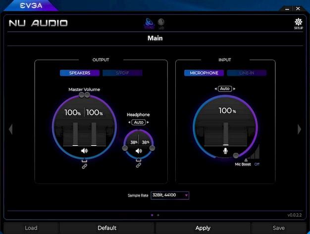 nu audio panel 1