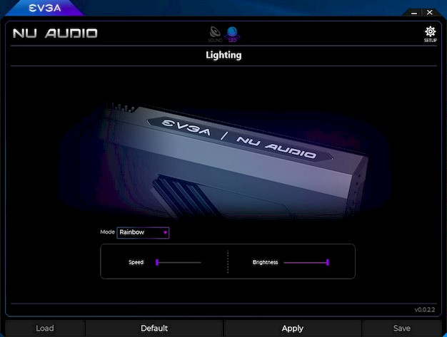 nu audio panel 4