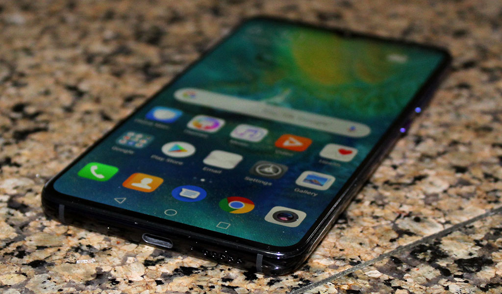 Huawei Mate 20 Review: Camera Chops And Great Battery Life