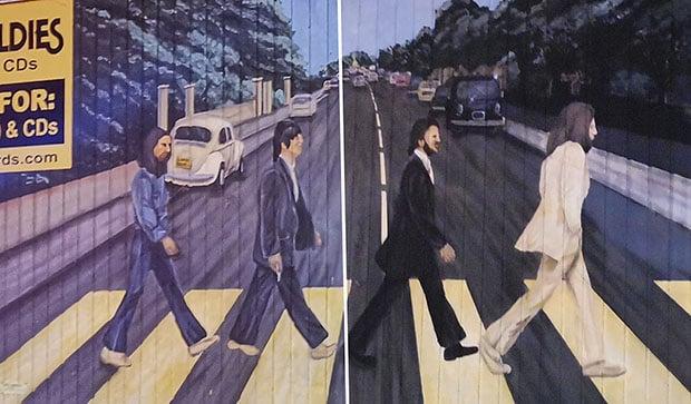 huawei mate 20 Abbey Road