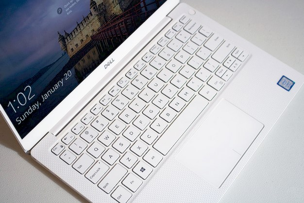 Dell XPS 13 Keyboard