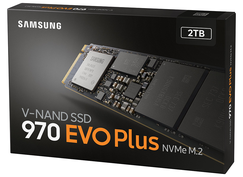 Samsung SSD 970 EVO Plus Review: Optimized For Speed