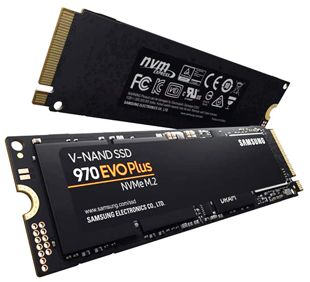 Samsung SSD 970 EVO Plus Review: Optimized For Speed - Page 7