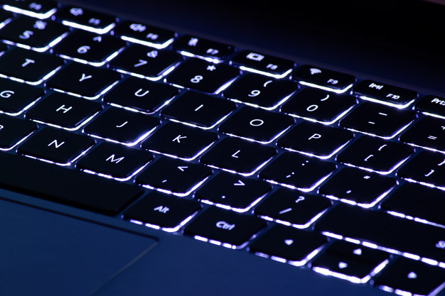 huawei matebook 13 backlit keyboard